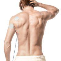 Bodyclock TENS electrode pads 50 x 50 man