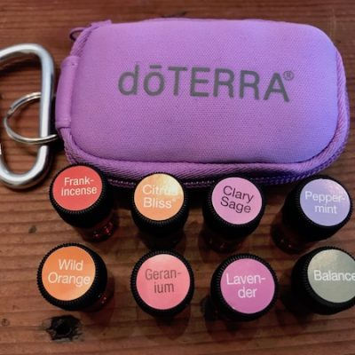 Doterra birth kit