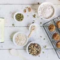 Franjos Kitchen Belly Bump Biscuits – ginger & Apricot