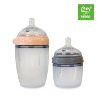 Haakaa gneration 3 silicone baby bottle