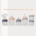 haakaa generation 3 breast pump accessories