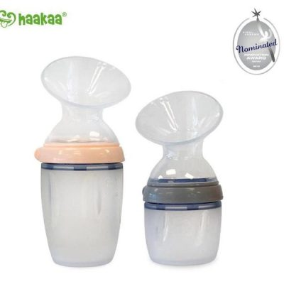 haakaa generation 3 silicone breast pump