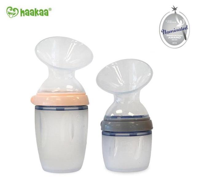haakaa generation 3 silicone breast pump