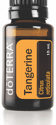 tangerine essential oil by doterra