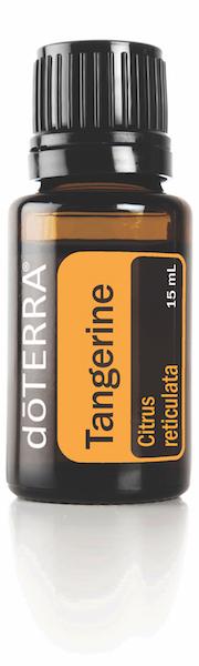 tangerine essential oil by doterra