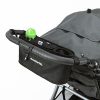 bumbleride parent pack on stroller