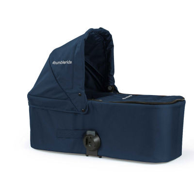 Bumbleride Carry Cot Bassinet Maritime Blue