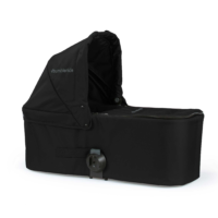 Bumbleride Carry Cot Bassinet Matte Black