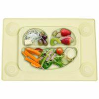 asymat Suction mat – olive