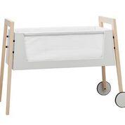 Linea by Leander side by side bassinet