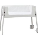 Linea by Leander side by side bassinet