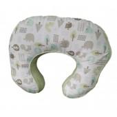 Mombo breastfeeding pillow forest animals