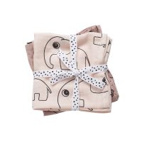 Done by Deer Baby Swaddle Contour – Powder
