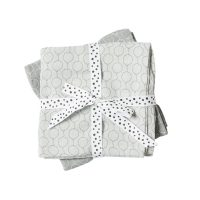Done by Deer Baby Swaddle Balloon design – grey