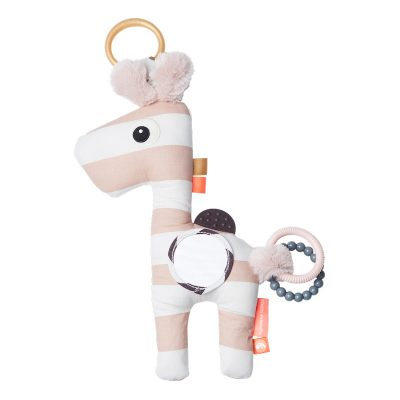 Done by Deer Baby Activity Toy – Giraffe - Raffi - powder