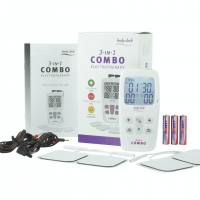 Combo 3-in-1 TENS EMS Massage from Body Clock UK