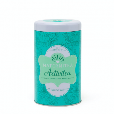 Activate - maternity energy and immunity tea blend
