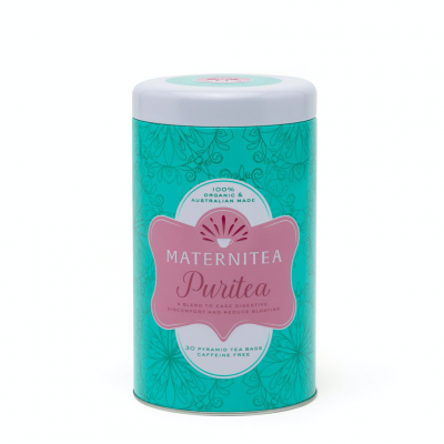 Puritea - Maternitea Digestive organic tea bags