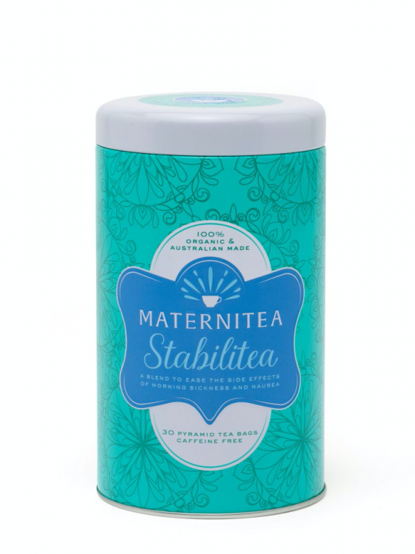 Stabilitea – Maternitea Nausea and Morning Sickness Tea