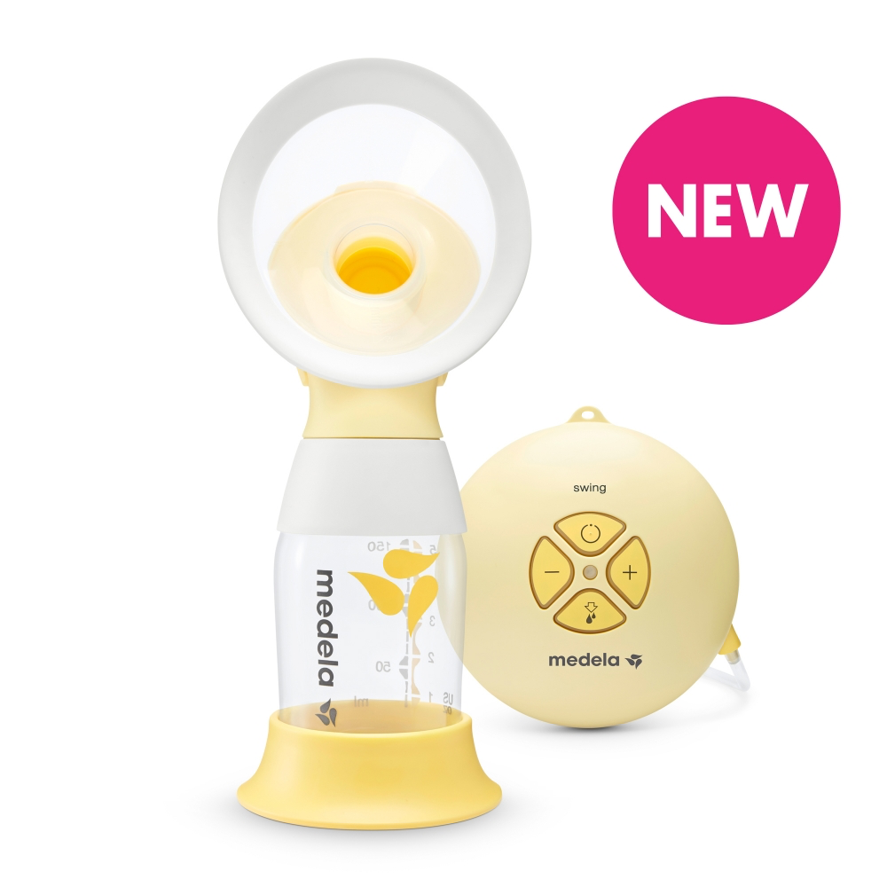 Medela Swing Flex 2-Phase Single Electric Breast Pump