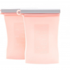 Junobie reusable silicone breastmilk storage bags