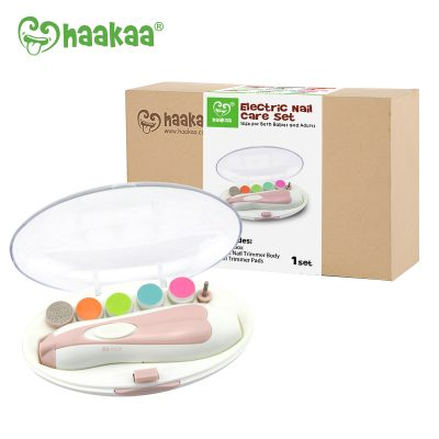 Haakaa electric nail care set